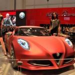 Mat Alfa Romeo 4c