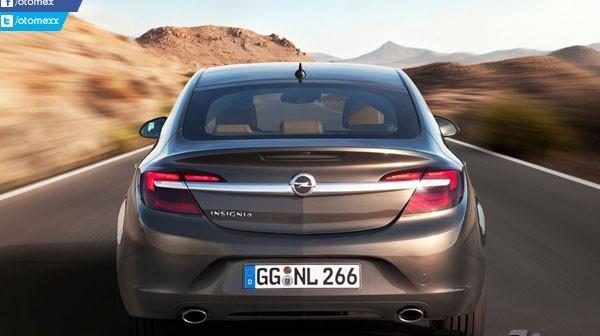 2014 model Opel Insignia resimleri