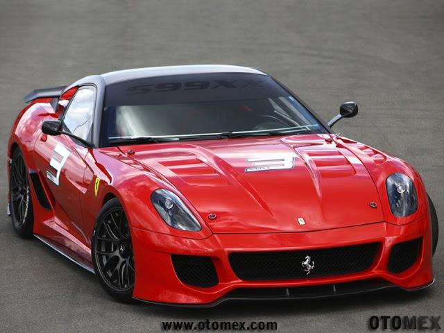 Ferrari-599XX